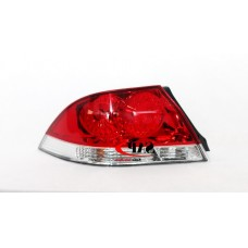 LEFT REAR TAIL LIGHT TO SUIT MITSUBISHI LANCER CH (07/2003 - 09/2007)