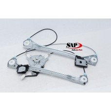 LEFT FRONT ELECTRIC WINDOW REGULATOR TO SUIT BMW 3 SERIES E46 (09/1998 - 02/2005)