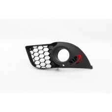 L H DRIVING LIGHT COVER TO SUIT MITSUBISHI LANCER CJ (09/2007 - 03/2014)