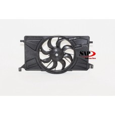 RADIATOR FAN ASSEMBLY TO SUIT FORD FOCUS LW (04/2011 - 08/2015)