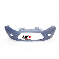 FRONT BUMPER TO SUIT FORD FIESTA WT (01/2009 - 07/2013) WITH FOG LIGHT