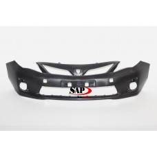 FRONT BUMPER TO SUIT TOYOTA COROLLA ZRE152 (10/2009 - 12/2012)