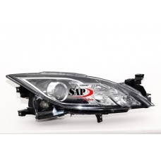RIGHT HAND HEADLIGHT TO SUIT MAZDA 6 GH (02/2008 - 11/2012)