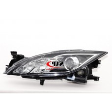 LEFT HAND HEADLIGHT TO SUIT MAZDA 6 GH (02/2008 - 11/2012)