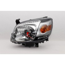 LEFT HAND HEADLIGHT TO SUIT MAZDA BT-50 (05/2006 - 10/2011)
