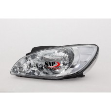 LEFT HAND HEADLIGHT TO SUIT HYUNDAI GETZ TB (07/2007 - 03/2009)