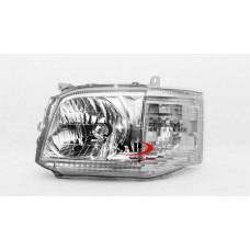 LEFT HAND HEADLIGHT TO SUIT TOYOTA HIACE (08/2010 - 12/2013)
