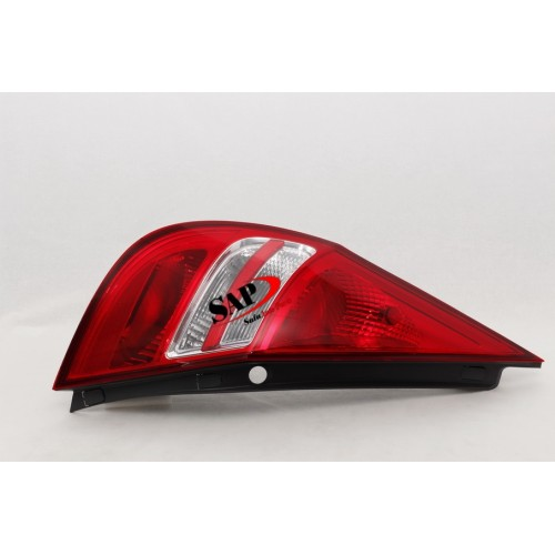 LEFT REAR TAIL LIGHT TO SUIT HYUNDAI i30 FD (08/2007 - 04/2012)