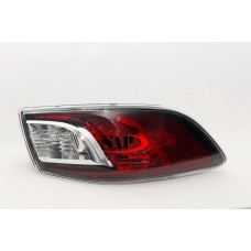 LEFT REAR TAIL LIGHT TO SUIT MAZDA 3 BL SEDAN (04/2009 - 12/2013)