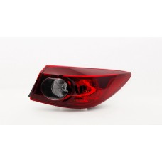 RIGHT REAR TAIL LIGHT TO SUIT MAZDA 3 BM (01/2014 - 07/2016)