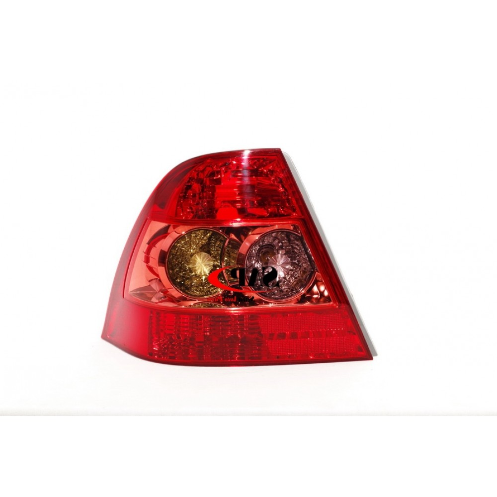 Left Rear Tail Light To Suit Toyota Corolla Sedan 04 2004 03