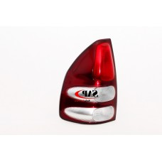 LEFT REAR TAIL LIGHT TO SUIT TOYOTA PRADO 120 SERIES (09/2002 - 07/2009)
