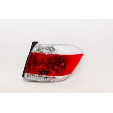 RIGHT REAR TAIL LIGHT TO SUIT TOYOTA KLUGER GSU4 (07/2010 - 12/2013)