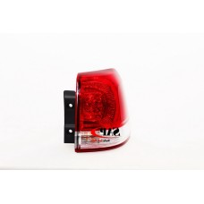 LEFT REAR TAIL LIGHT TO SUIT TOYOTA LANDCRUISER 200 SERIES (08/2007 - 01/2012)