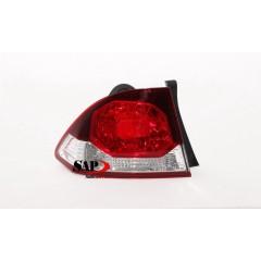 LEFT REAR TAIL LIGHT TO SUIT HONDA CIVIC FD (01/2009 - 02/2012)
