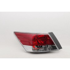 LEFT REAR TAIL LIGHT TO SUIT HONDA ACCORD CP (02/2008 - 05/2013)