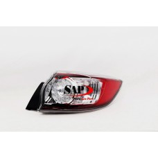 RIGHT REAR TAIL LIGHT TO SUIT MAZDA 3 BL HATCHBACK (04/2009 - 12/2013)